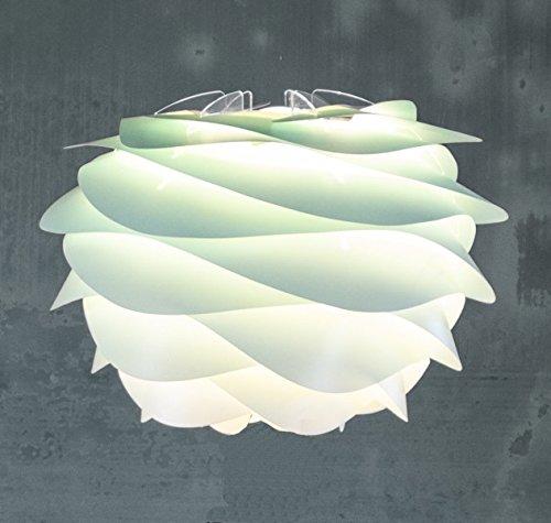 Vita Carmina Mini Gradient Turquoise komplett mit Kabel Stylische Lampe Hängelampe Hängeleuchte