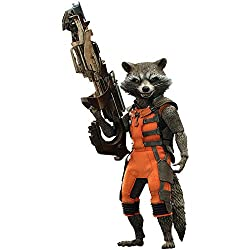 Rocket Racoon figure  by Hot Toys