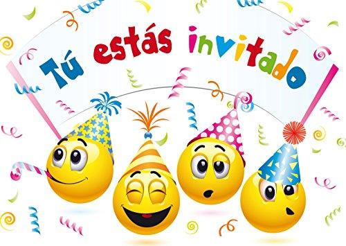 Invitacion Cumpleaños Infantil Cuquicosas