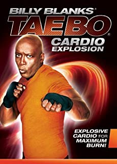 Bb: Tae Bo Cardio Explosion by Billy Blanks