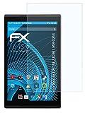 atFolix Schutzfolie kompatibel mit Medion LIFETAB X10301 MD60348 Folie, ultraklare FX Bildschirmschutzfolie (2X)