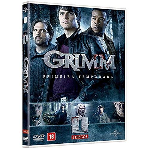 Grimm - 1ª Temporada Completa