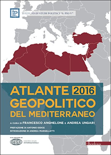 Atlante geopolitico del Mediterraneo 2016