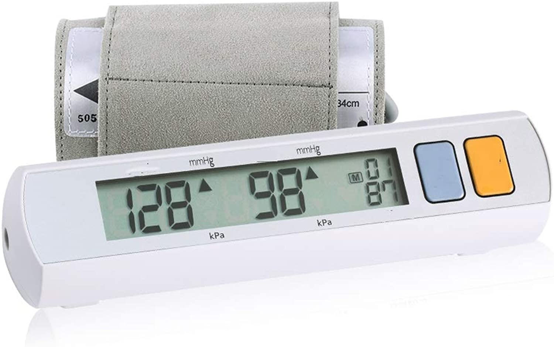 Blood Pressure Monitor Blood Pressure Measuring Instrument Home Elderly Upper Arm Type Blood Pressure Electronic Blood Pressure Meter Household Electronic Blood Pressure Monitor