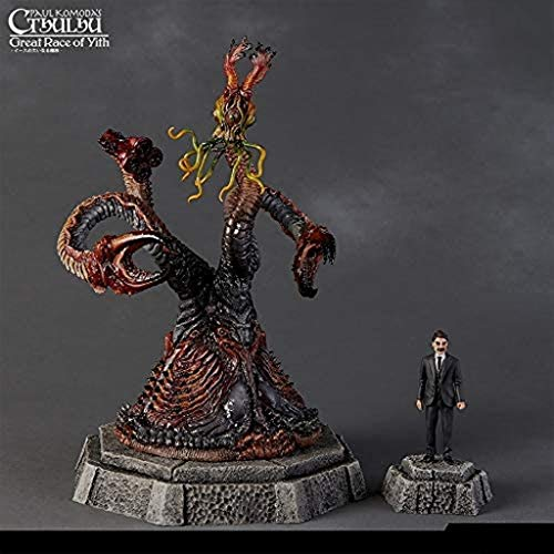 YP Py Cthulhu Mythos Action Figure große Rennen von Yith 1/8 Skala Action-Figur Statue
