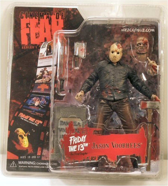 Cinema of Fear Serie 1  Freitag der 13te - Jason Vorhees 18cm Actionfigur
