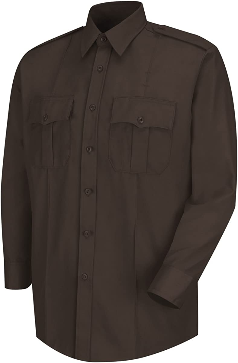 Horace Small cheap Deputy Deluxe Brown 1833 OFFicial site Shirt