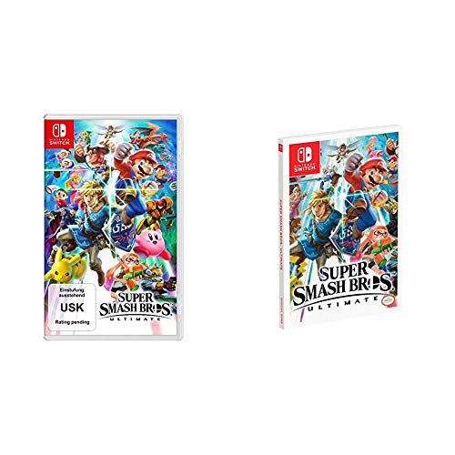 Super Smash Bros. Ultimate - [Nintendo Switch] inkl. Lösungsbuch