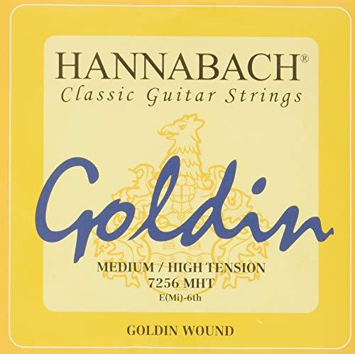 Hannabach 652726 Puzzle Cuerdas Para Guitarra Clásica