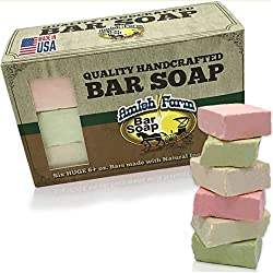Waste free soap