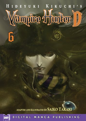 Hideyuki Kikuchi's Vampire Hunter D Vol. 6 (manga) (English Edition)