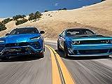 Dodge Challenger Hellcat Redeye Widebody vs. Lamborghini Urus