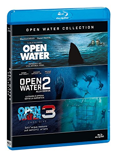 Blu-Ray - Open Water Collection (3 Blu-Ray) (1 Blu-ray)