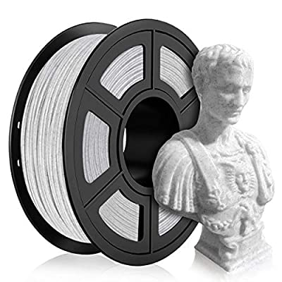 Enotepad PLA Wood, PLA Carbon,PLA Plus 3D Printer Filament, 1.75mm Filament, Dimensional Accuracy +/- 0.02mm,Soft & Non-toxic Material, Enotepad PLA Wood, PLA Carbon,PLA Plus
