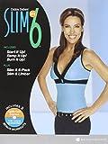 Debbie Sieber Slim in 6 Slim Training Workout - 3 DVD - Start It Up! Ramp It Up! Burn It Up! with Bonus Slim & 6 Pack/Slim & Limber