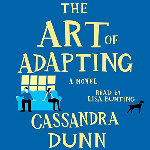 The Art of Adapting: A Novel audiobook cover art