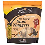 Pet Supply <span class='highlight'>Uk</span> Hi Energy Wild Bird Garden Feed Suet Nuggets Mealworm Nutrition 1KG
