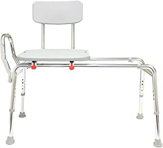 universal sliding transfer bench