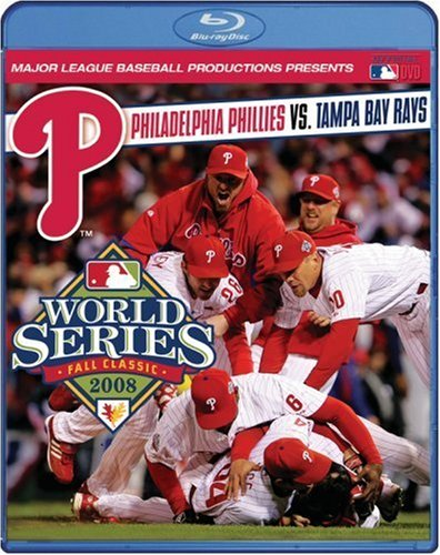 2008 Philadelphia Phillies: The Official Film Series Louisville-Jefferson SEAL limited product County Mall World