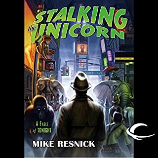 Stalking the Unicorn audiobook cover art