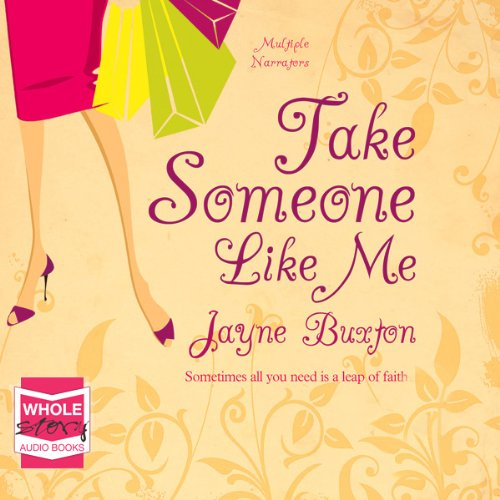 Take Someone Like Me audiobook cover art