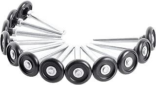 Best rubber garage door rollers Reviews