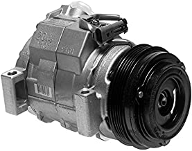 Denso 471-0316 New Compressor with Clutch