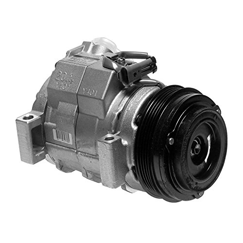 in budget affordable Denso 471-0316 New compressor with clutch
