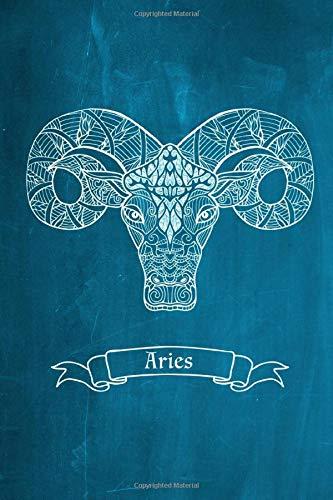 Aries Astrology Journal (Aqua): 100 page 6