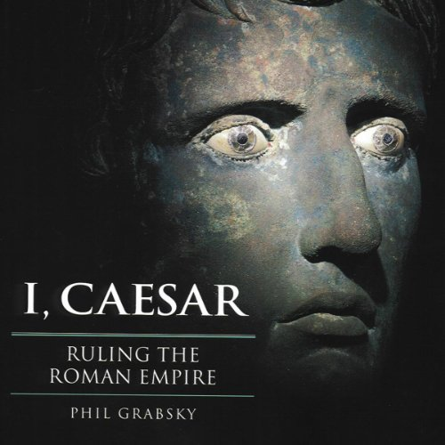 I, Caesar audiobook cover art