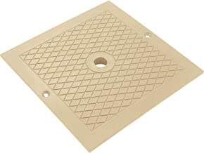Custom Molded Products Skimmer Cover, Square Tan #25538-009-000