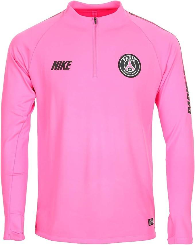 Nike PSG Dri-Fit Sweat Zip, Felpa Colore: rosa. M : Amazon.it: Moda