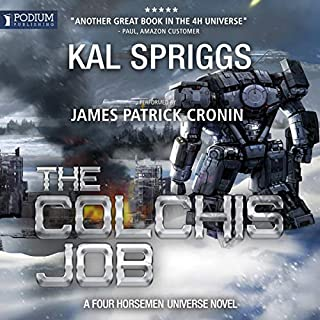 The Colchis Job cover art