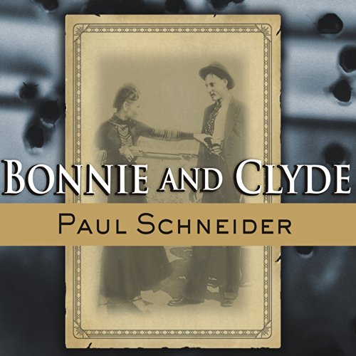Bonnie and Clyde cover art