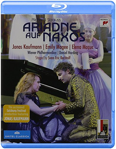 Richard Strauss - Ariadne auf Naxos [Blu-ray]