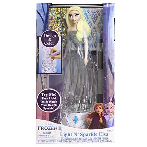 Tara Toys Frozen 2 Light N Sparkle Elsa