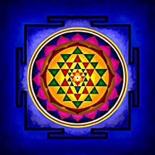 Art Factory Sri Yantra Canvas Painting (24