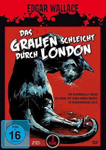 Edgar Wallace - Das Grauen schleicht durch London (2 DVD Box-Edition)