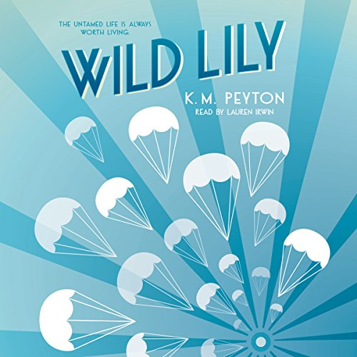 Wild Lily  By  cover art