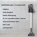 Akkusauger Staubsauger 3