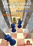 The Modernized French Defense Volume 1 Winawer: Winawer-Miedema, David Miedema