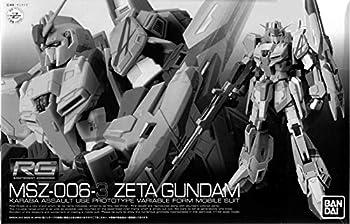 Rg Real Grade 1/144 Msz-006-3 Zeta Gundam 3rd Limited Model Kit