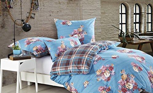 Sterrentent bed, stof, blauw
