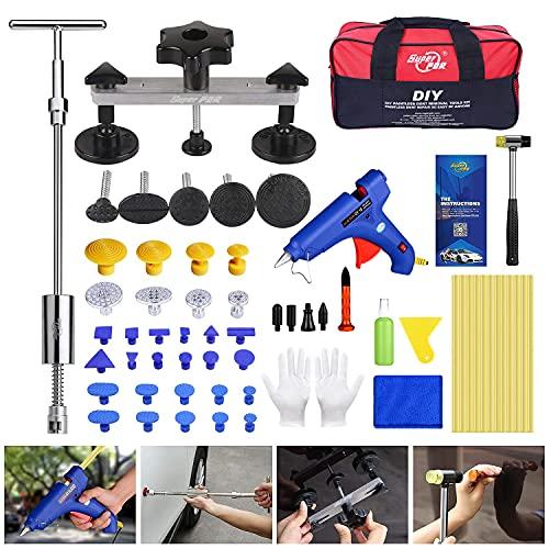 HIP TEC - Kit de reparación de abolladuras sin...