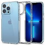 Spigen Cover Ultra Hybrid Compatibile con iPhone 13 Pro - Trasparente