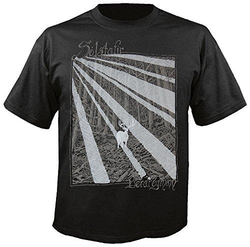 SOLSTAFIR - Berdreyminn - T-Shirt Größe XL
