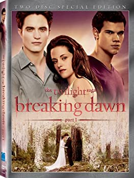 DVD The Twilight Saga: Breaking Dawn - Part 1 (Two-Disc Special Edition) Book