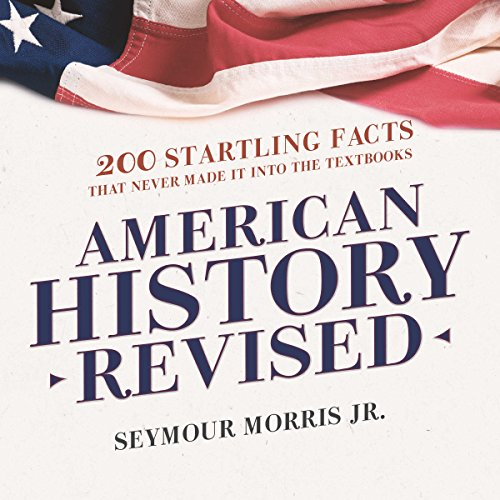 American History Revised audiobook cover art