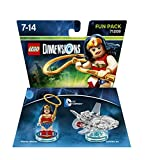 Warner Bros Interactive Spain Lego Dimensions - Figura Wonder Woman