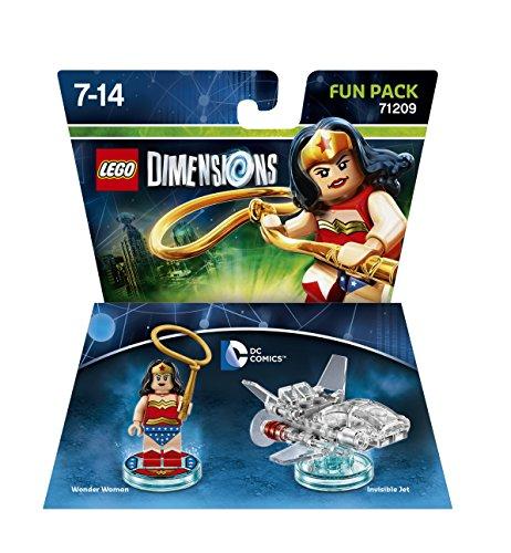 Warner Bros Interactive Spain Lego Dimensions - Figura Wonder Woman
